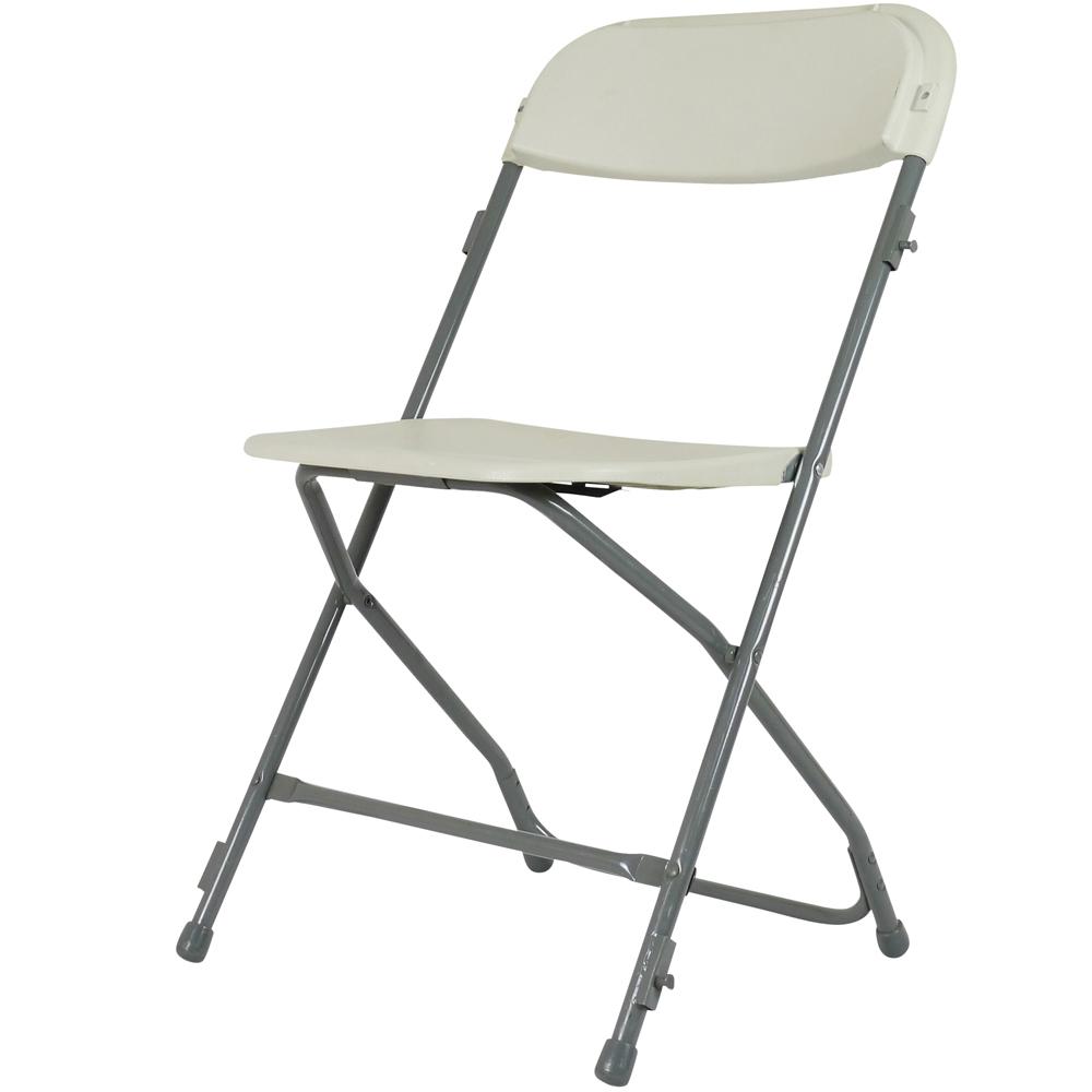 chaise pliante jet beige gris m2 chaise pliante et empilable chaise pliante. Black Bedroom Furniture Sets. Home Design Ideas
