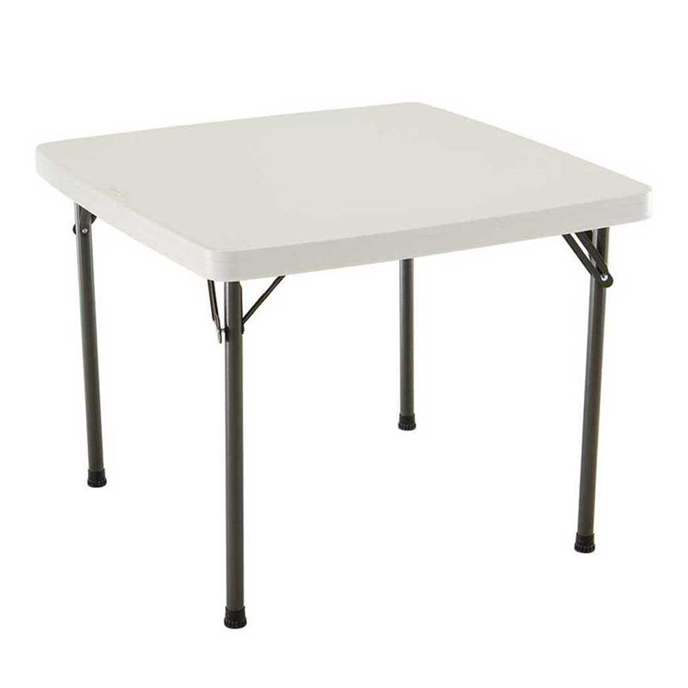 Table pliante poly thyl ne mobilier pour professionnels for Table pliante exterieur professionnel