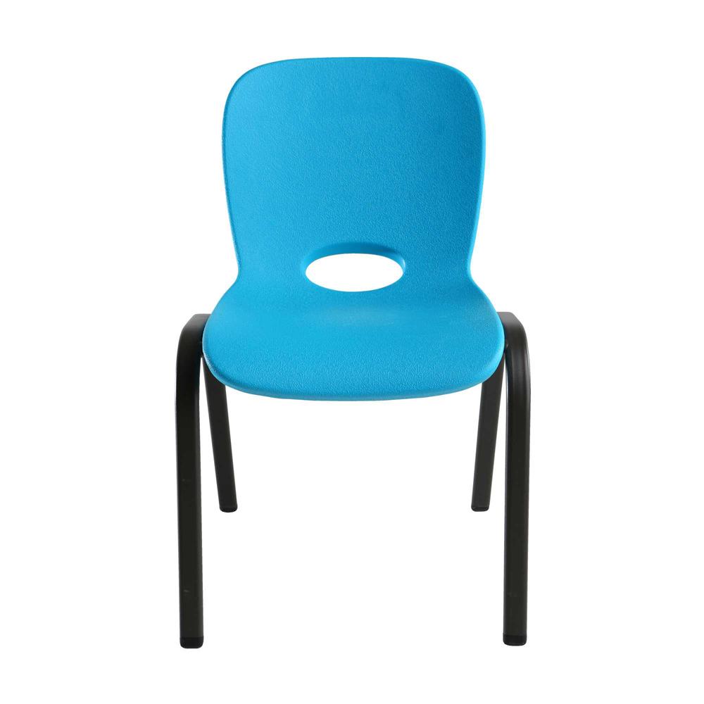 chaise enfant empilable bleu glacier chaise pliante et empilable chaise empilable. Black Bedroom Furniture Sets. Home Design Ideas