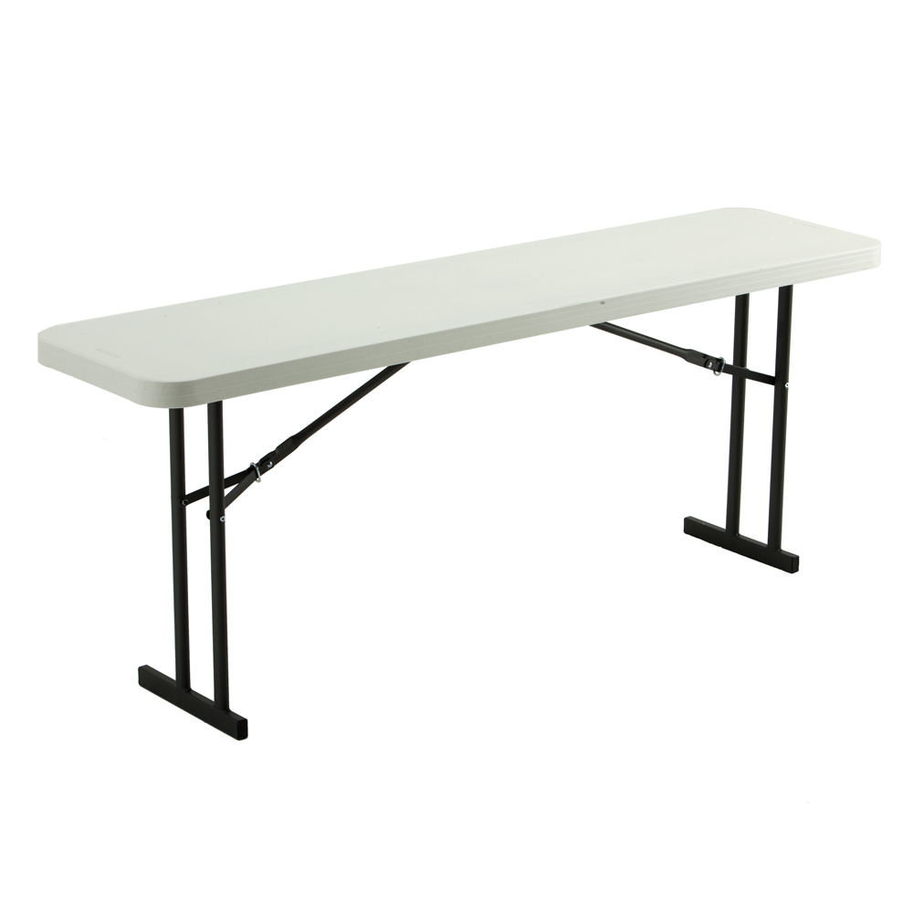 Table pliante rectangulaire 183cm conf rence table pliante table pliant - Table rectangulaire pliante ...