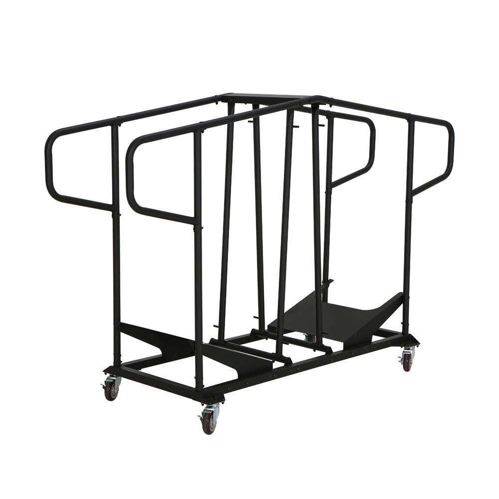 chariot de chaises 32 chaises pliantes chaise pliante et empilable chariot de chaise. Black Bedroom Furniture Sets. Home Design Ideas