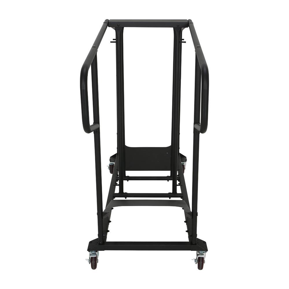 chariot de chaises 32 chaises pliantes chaise pliante et empilable accessoires chaise. Black Bedroom Furniture Sets. Home Design Ideas