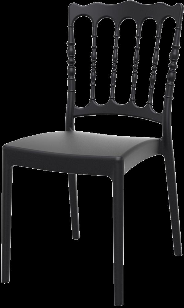 chaise empilable chaise empilable plastique pp mobilier pour professionnels traiteurs chr et. Black Bedroom Furniture Sets. Home Design Ideas
