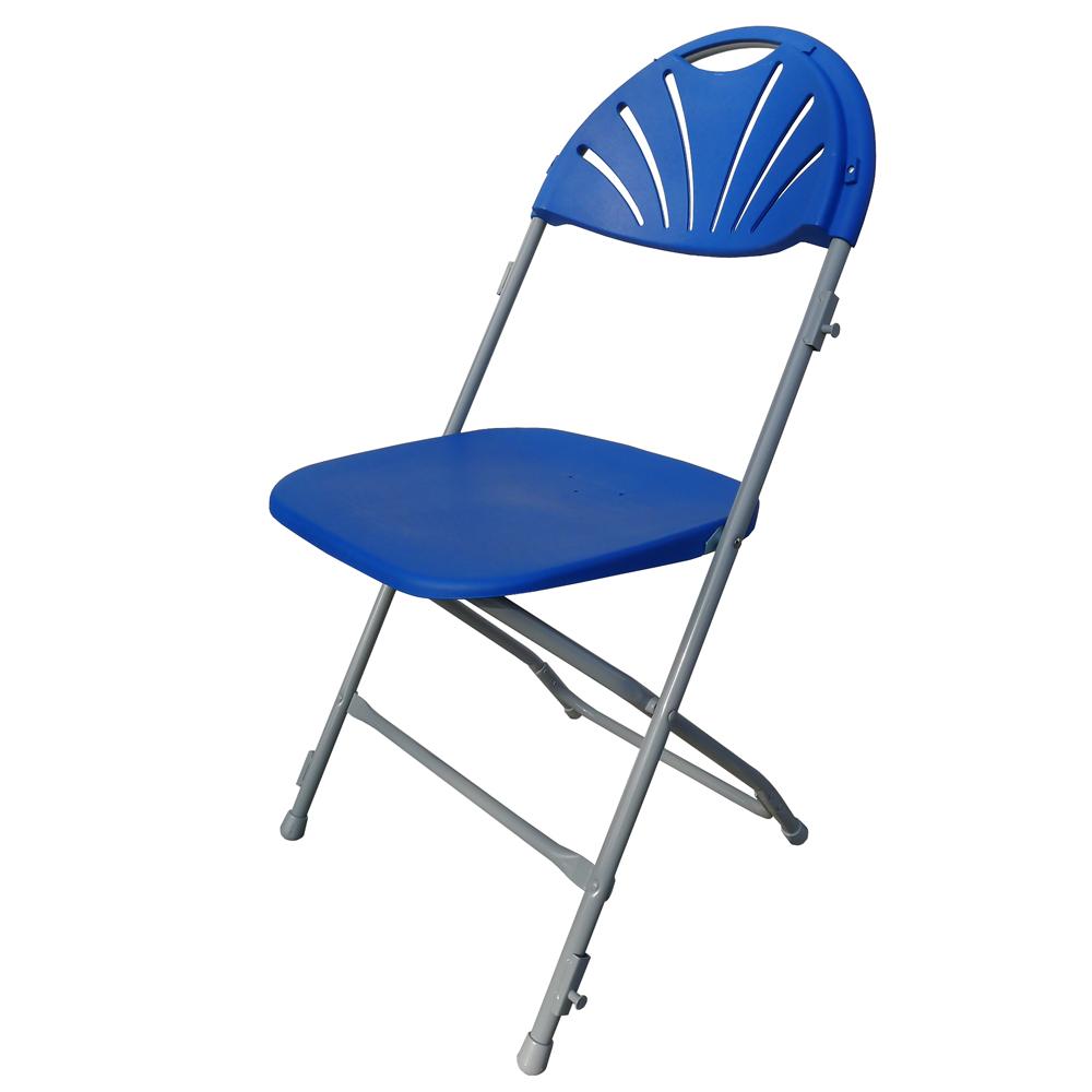 Chaise Pliante Palme Bleu Gris M2
