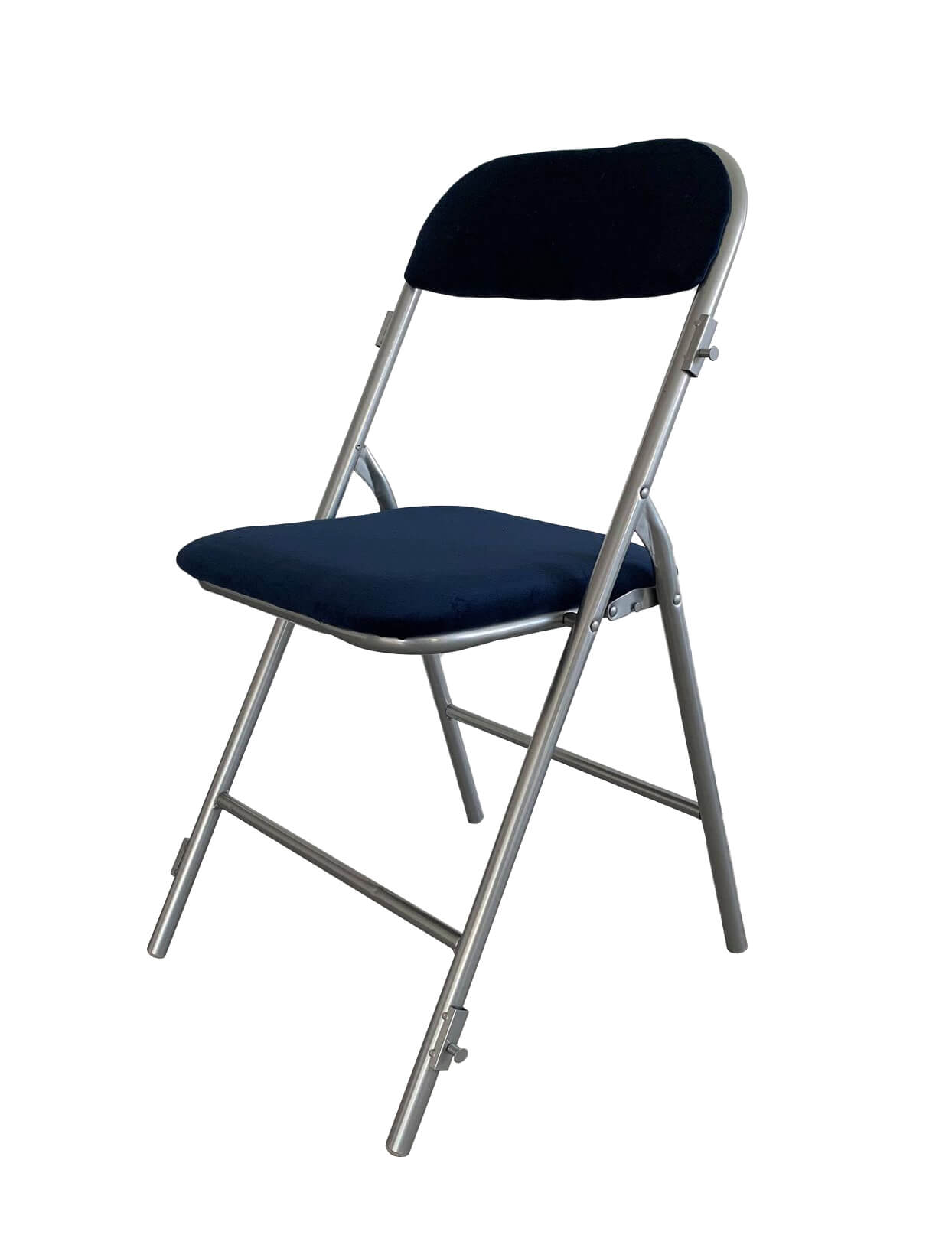 Chaise pliante chaise pliante acier et tissu mobilier for Chaise pliante